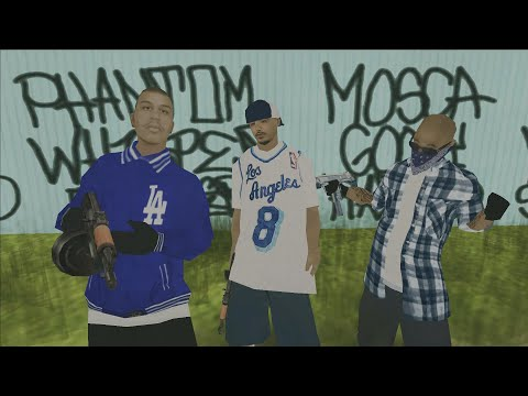 GTA San Andreas Real Life Classic Gang Mods V3 (SHOWROOM)