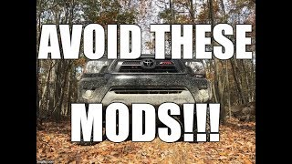 3 Mods You Might Want to Avoid if You Take Your Toyota Tacoma …