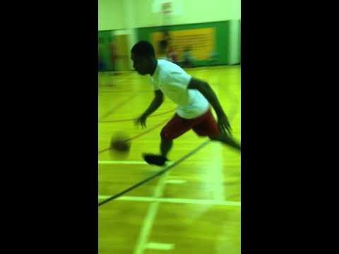 William odom the 3rd everyday basketball workouts