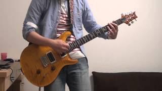 「POISON」のTAB譜はコチラ→http://all-tab.net/ ギターを弾くのが楽し...