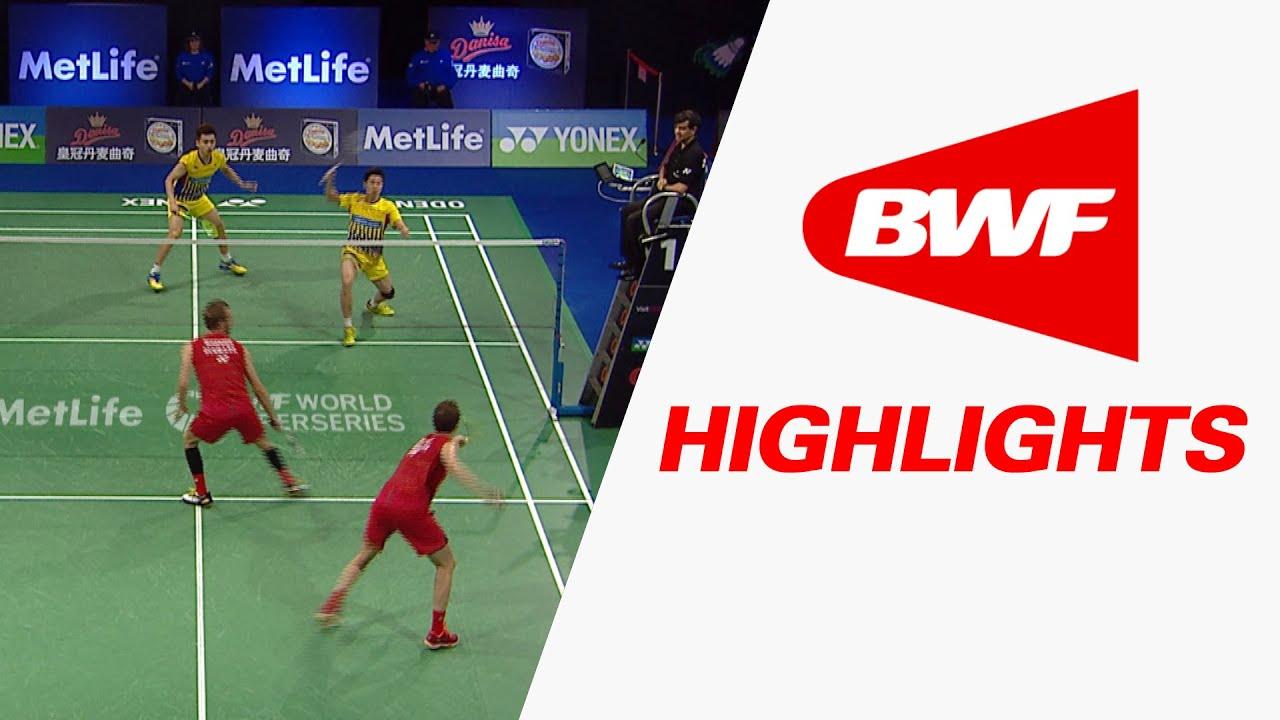 Download Yonex Denmark Open 2016 | Badminton SF – Highlights