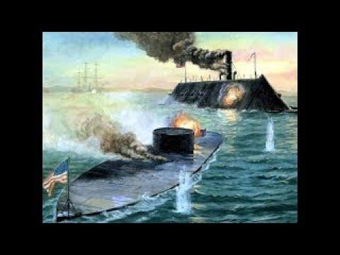 The Best Documentary Ever - BATTLE OF HAMPTON ROADS 1862