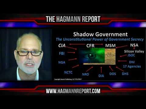 Kevin Shipp  - Fost ofiter CIA explica Guvernul din Umbra, cum a cotropit CIA Statele Unite