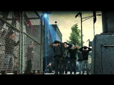 Homefront 'Occupation' HD video game trailer - X360