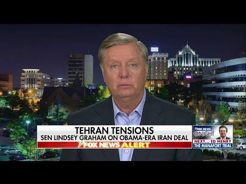 \'Make Iran Great Again\': Sen. Graham Advocates for Regime Change