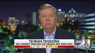 'Make Iran Great Again': Sen. Graham Advocates for Regime Change