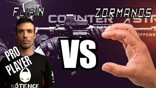 Zormanos Vs Flipin | Profesional de CS:GO