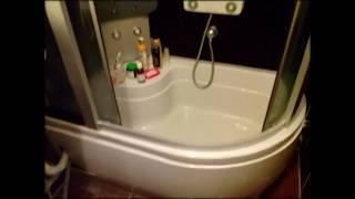 Ремонт душевой кабины.  Замена сливной арматуры.(, 2017-10-28T10:10:13.000Z)