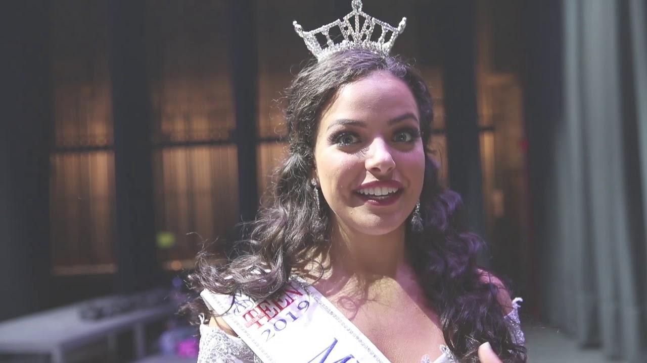 Miss Michigan's Outstanding Teen 2019 crowned - mlive com