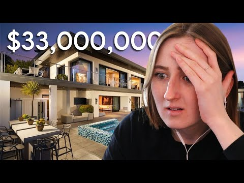 making fun of rich people's mansions