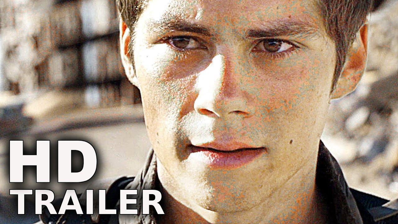 Maze Runner 2 Trailer German