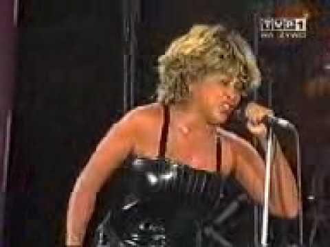 Tina Turner - A fool in love - live in Sopot 2000