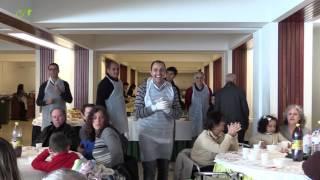 Almoço de Natal na Mesquita central de Lisboa