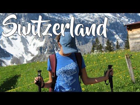 Switzerland Travel Diary | Summer 2017
