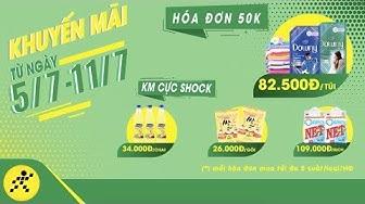 Bột giặt NET Extra 6kg giá chỉ 109.000đ/bịch, giá gốc 180.000đ (Từ 5/7 - 11/7)