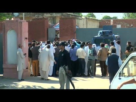Musharraf declared fugitive in Bhutto murder case