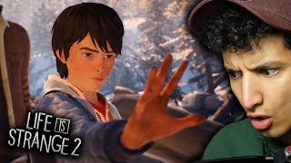 We Found Out My Little Brother Has Actual Super Powers... Life Is Strange 2 Episode 2