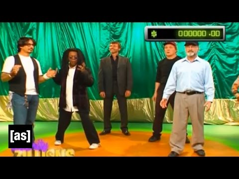 Celebrity Zillions | Tim and Eric Awesome Show, Great Job! | Adult Swim