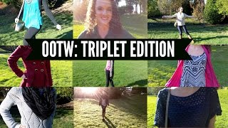 OOTW: Triplet Edition #1 (11/10/14-11/14/14) Thumbnail