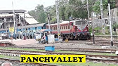 59386/Panchvalley Fast Passenger deprant to budni ghat - YouTube