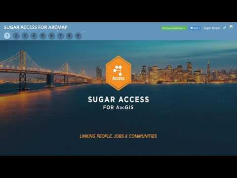 Accessibility Measurement Made Easy with Sugar Access