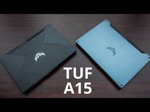 ASUS TUF A15 Review - 2 Problems You Need To Know!
