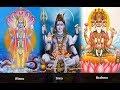 WOW!! 3 Dewa Tertinggi Agama Hindu, Trimurti, dan Urutannya