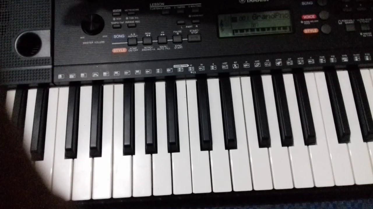 Feliz cumplea os piano youtube - Cumpleanos feliz piano ...