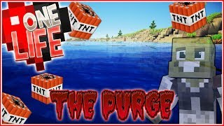 Let's Destroy Everything! | Minecraft One Life Purge