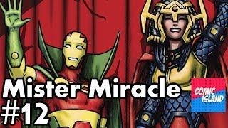 Mister Miracle #12 Recap/Review - The Grand Finale!