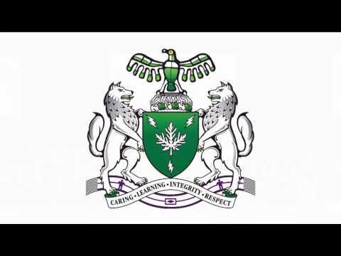 Algonquin College - Coat of Arms revelation