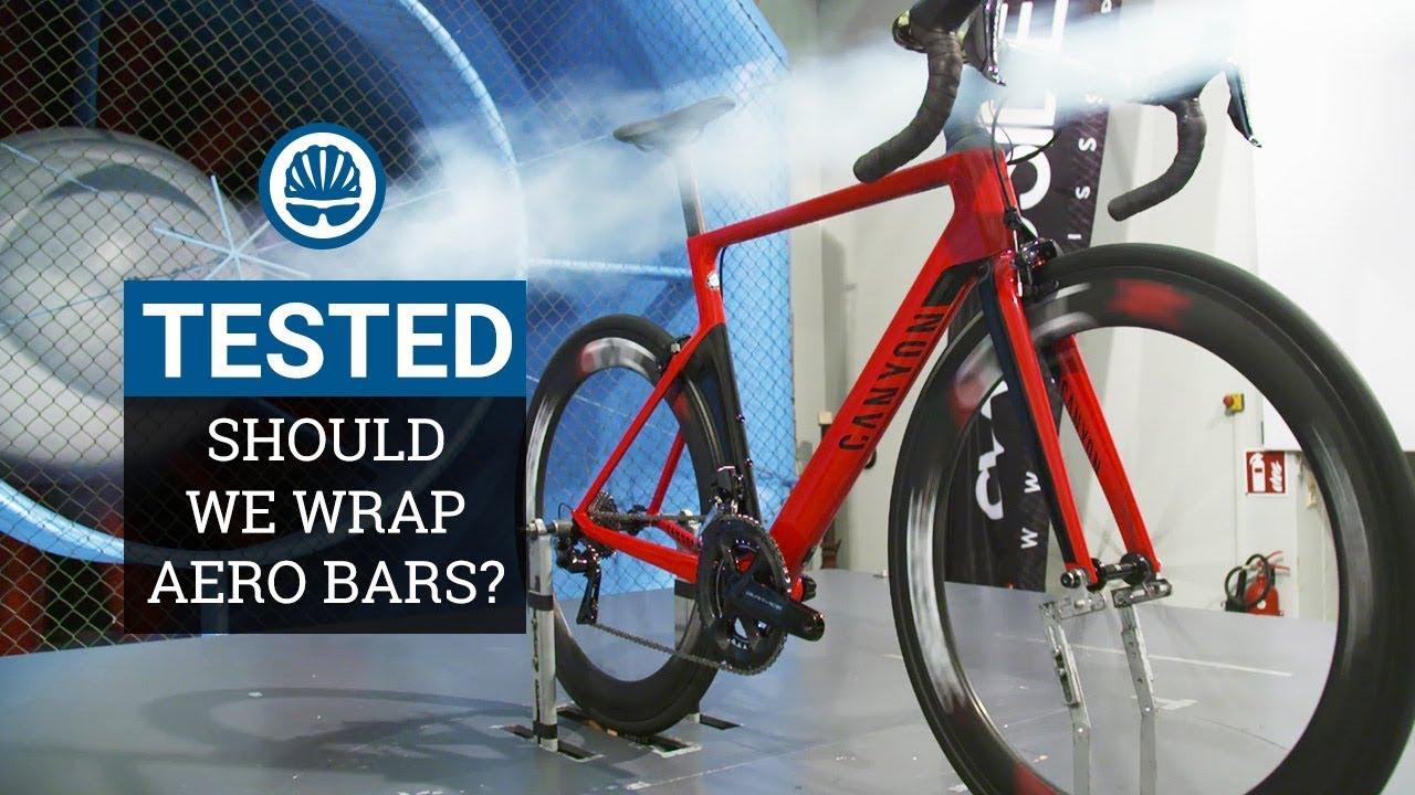 Tunnel Tested - Should We Wrap Aero-Bars?