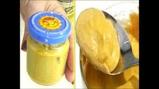 Горчица Домашняя/Как приготовить горчицу на рассоле/Готовим дома горчицу из горчичного порошка👍
