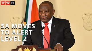 The National Coronavirus Command Council has lifted the ban on the sale of alcohol and cigarettes and most lockdown restrictions have been relaxed, the president said in his address to the nation on Saturday.   #AlcoholBan #TobaccoBan #Level2 #CyrilRamaphosa #Coronavirus