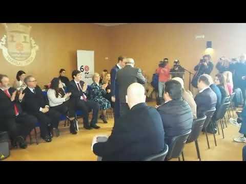 Sessão Solene Comemorativa do 60 Aniversário da Freguesia de Marvila