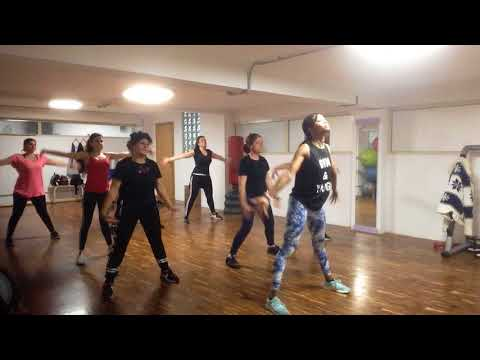 Perfect Symphony by  Ed Sheeran & Andrea Bocelli/ Zumba Waltz Cool down by Dina B.