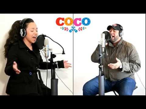 La Llorona - Coco - Cover  Valeria Chinchilla