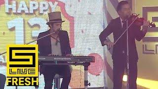 Five Live Fresh โชว์ครบรอบ 13 ปี | เพลง เก็บรัก / Ammy The Bottom Blues