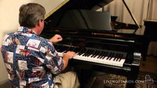 Young Chang Concert Grand: Renner Action - Living Pianos - Online Piano Store
