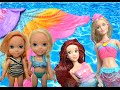 default - Barbie Rainbow Lights Mermaid Doll