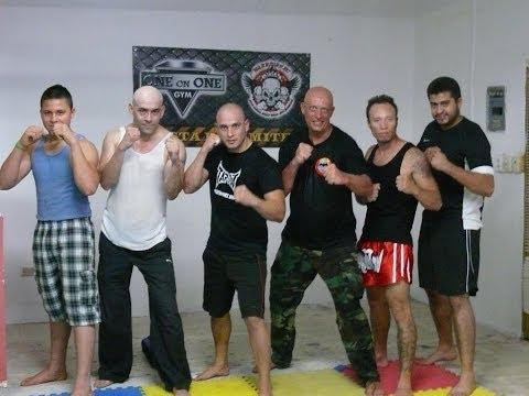 Russian Systema Spetsnaz VS MMA Mexico (Boks, Kickboxing, K1, Muay Thai)