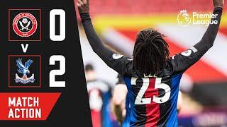 EZE SCORES AGAIN  Crystal Palace 2-0 Sheffield United  Match Action