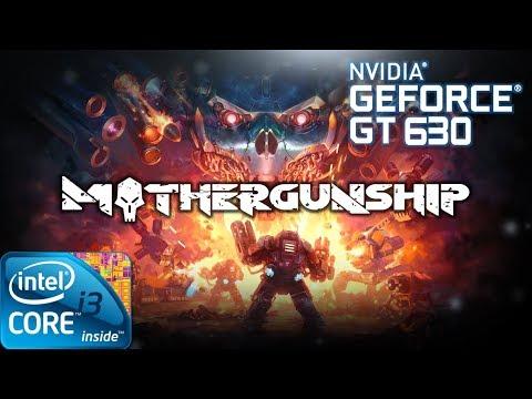 MOTHERGUNSHIP | Gameplay ON GT630 2GB DDR3 [HD] |