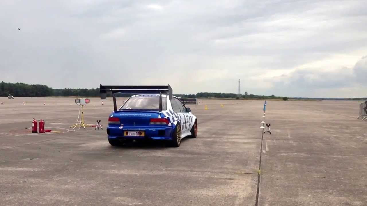 Andy Forrest Subaru Impreza 3.6 twin turbo 1000bhp+ TOTB ...