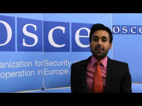 Enhancing security through water diplomacy: The role of the OSCE