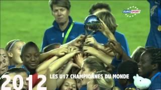 En route pour le Mondial Féminin 2019 en France !