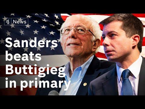 Sanders beats Buttigieg in primary - can he beat Trump?