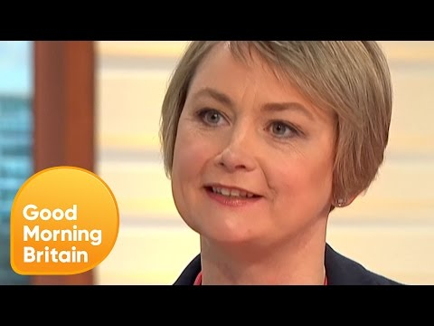 Yvette Cooper on Labour Turmoil and Whether She'll Seek Leadership | Good Morning Britain