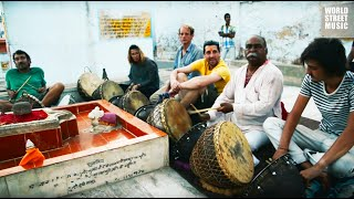 Amazing Indian Drums: Master drummer of Rajasthan (HD)