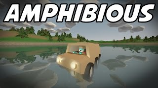 "UNTURNED - E26 ""Amphibious APC!"" (Role-Playthrough 1080p)"